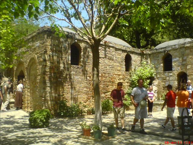 домик матери Марии в г. Эфесе Турция
