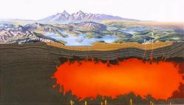 Йеллоустонский вулкан: угроза или помощь планете? - Группа Света ...