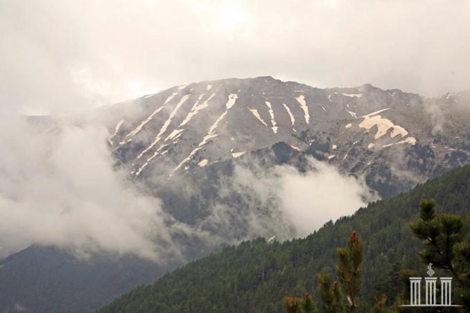 Дух горы Олимп